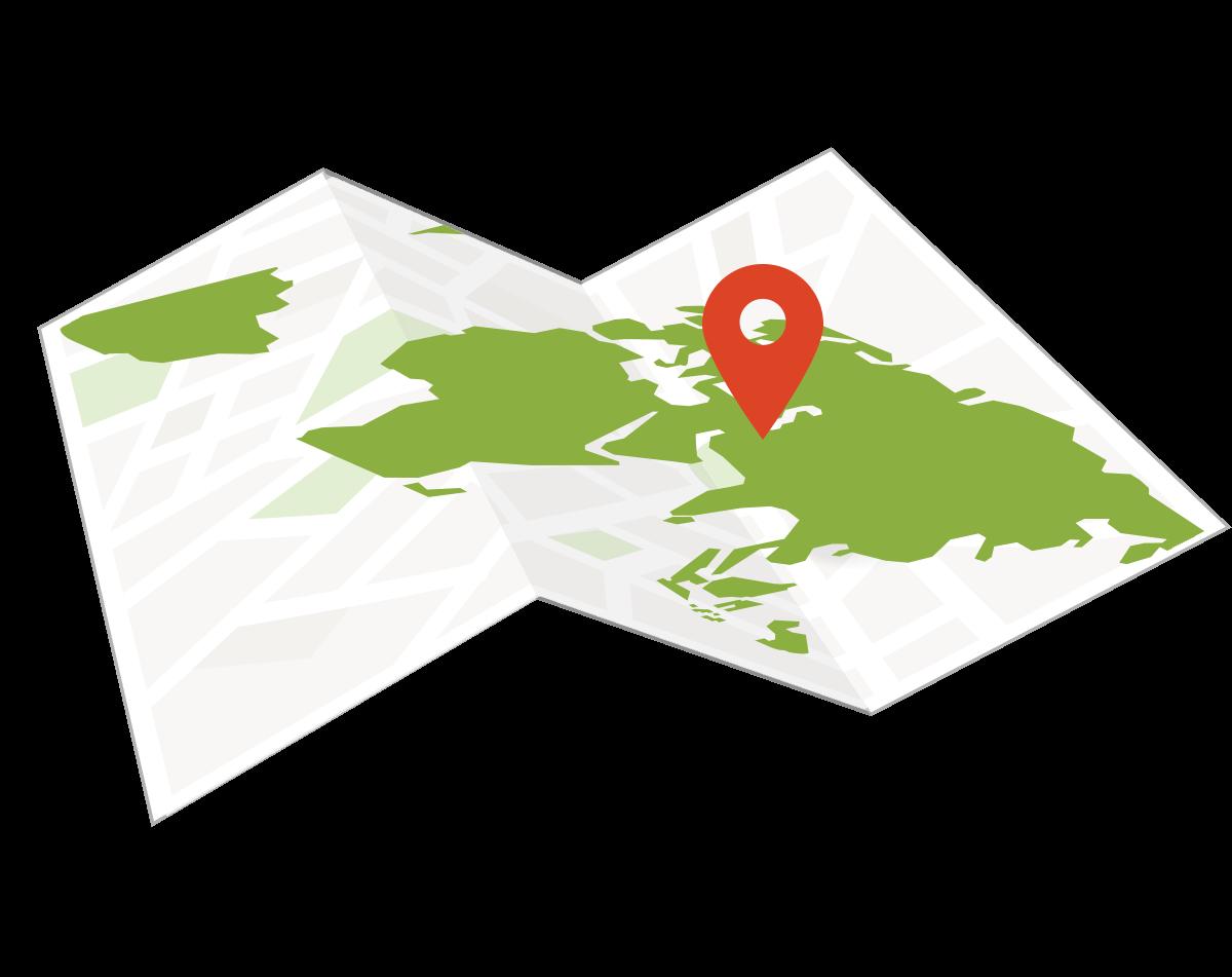 mapa pokrivenosti