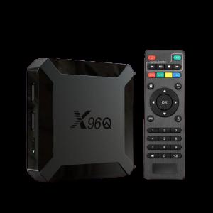 Android smart BOX x96q uz TV pakete