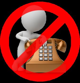 Fiksna telefonija Vam nije potrebna za uvođenje usluge